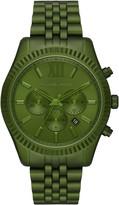 Michael Kors Lexington Bracelet Chronograph Watch, 44mm