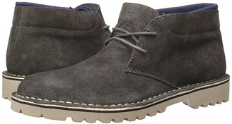 Kenneth Cole Reaction Abie Desert Boot B (Dark Grey) Men's Shoes