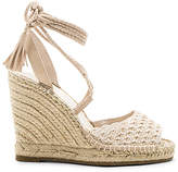 Joie Kacy Wedge in Blush. - size 36 (also in 36.5,39.5,40)