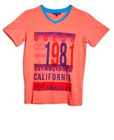 GUESS Boy's Short-Sleeve Graphic Tee (8-20)