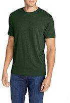Eddie Bauer Men's Legend Wash Short-Sleeve T-Shirt - Classic Fit, Htr Pine L Tal