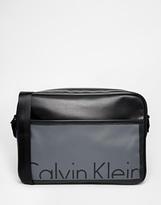 Calvin Klein Messenger Bag - Black