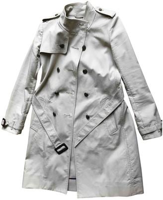 Polo Ralph Lauren Beige Cotton Trench Coat for Women