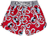 Snapper Rock OCTOPUS-PRINT SWIM TRUNKS