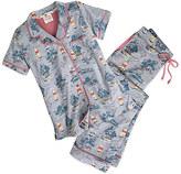 Disney Winnie the Pooh Knit Pajama Set for Women by Munki Munki®