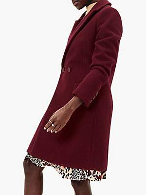 Oasis London Tailored Coat