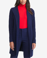 Lauren Ralph Lauren Hooded Cardigan