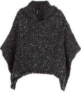 Brunello Cucinelli Sequined Alpaca-blend Turtleneck Sweater