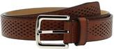 Cole Haan Washington Grand 32mm Laser Perf Belt Men's Belts