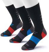 Puma Men's 3-Pack Impact Crew Socks