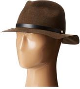Rag & Bone Packable Abbott Fedora Fedora Hats