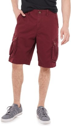 Urban Pipeline Men's Ultimate Stretch Twill Cargo Shorts