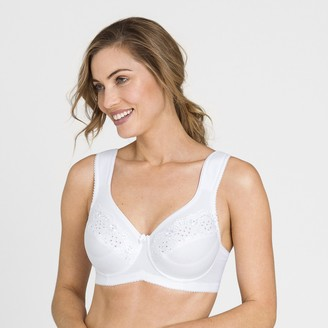 Miss Mary Of Sweden Delight Full Cup Bra in Cotton Mix