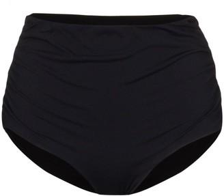 Marysia Swim Marine high-waist bikini bottoms