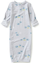 Angel Dear Newborn-3 Months Counting Sheep Gown