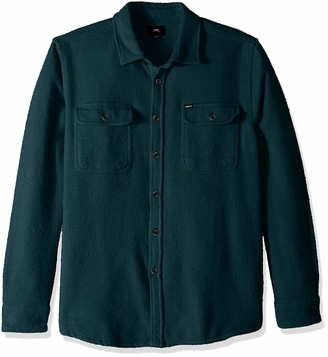 Obey Men's Outpost Woven LS
