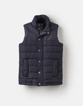 Joules Matchday Padded Gilet 3-12 Yr