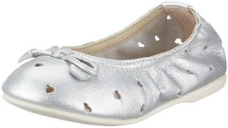Unisa Altea-MK Unisex - Children's Ballet Flats Shoes Grey Size: 13 UK