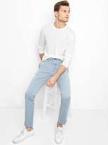 Gap Stretch vintage wash skinny fit khakis