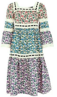 MARC JACOBS, RUNWAY Cotton dress