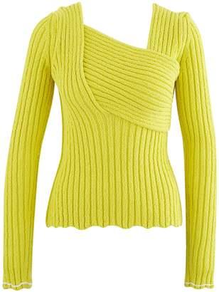 Bottega Veneta Textured Boucle jumper