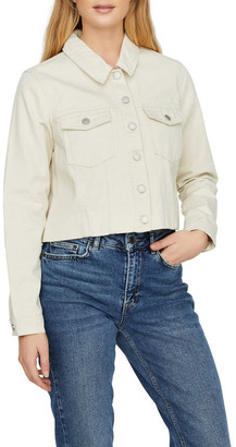 Vero Moda Mikky Cropped Denim Jacket
