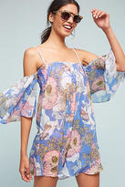 Yumi Kim Lavenna Off-The-Shoulder Cover-Up
