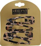 Sally Beauty DCNL Hair Accessories DCNL Animal Print Metal Hair Clips