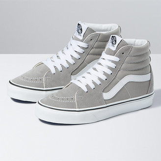 White Vans High Top Sneakers   Shop the