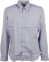 Oliver Spencer Light Blue new York Classic Shirt