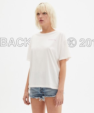 Ksubi K-sub-ee T-Shirt Barely Blush