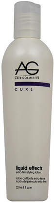 AG Hair Cosmetics 8Oz Liquid Effects Ex Tra-Firm Styling Lotion