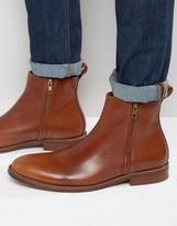 Aldo Bilissi Leather Double Zip Boots