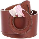 M Missoni Leather Waist Belt