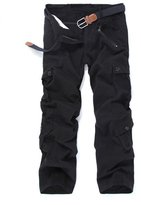 Ouroboros Pants Men's Cargo Pants, Canvas, Medium