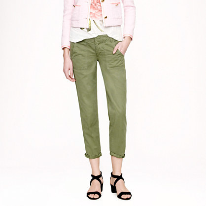 J.Crew Cargo scout chino