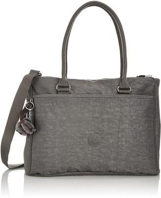 Kipling Unisex-Adult Halia A4 Shoulder Bag K1062480E Dusty Grey