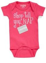 Nordstrom Infant Girl's Sara Kety Baby & Kids 'Shop Til You Nap Nordstrom' Bodysuit
