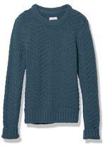 L.L. Bean Signature Alpaca-Blend Sweater, Crewneck