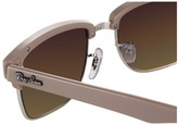 Ray-Ban 0RB4190 Square Clubmaster Logo 52