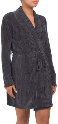 Twilight Ultra Soft Chenille Robe