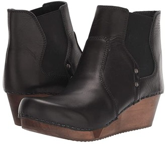 Sanita Nila (Black) Women's Boots