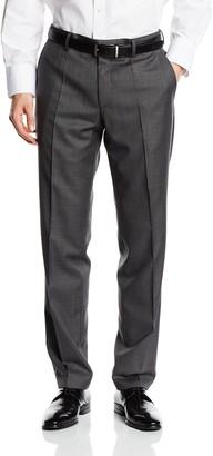 Roy Robson Men's Suit Trousers - Grey - W36/L32