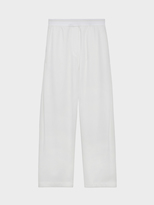 DKNY Pure Pant With Exposed Waistband