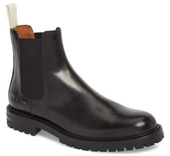 Common Projects Lugged Chelsea Boot