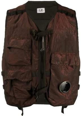 C.P. Company multi-pocket lightweight gilet