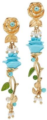 OF RARE ORIGIN Bellini Floral Drop Earrings