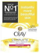 Olay Complete 3in1 Day Cream Normal/Dry Skin SPF15 50ml