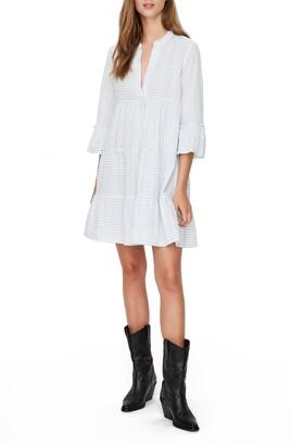 Vero Moda Stripe Babydoll Dress