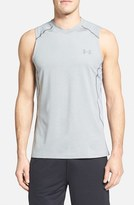 Under Armour 'Raid' HeatGear ® Fitted Tank Top